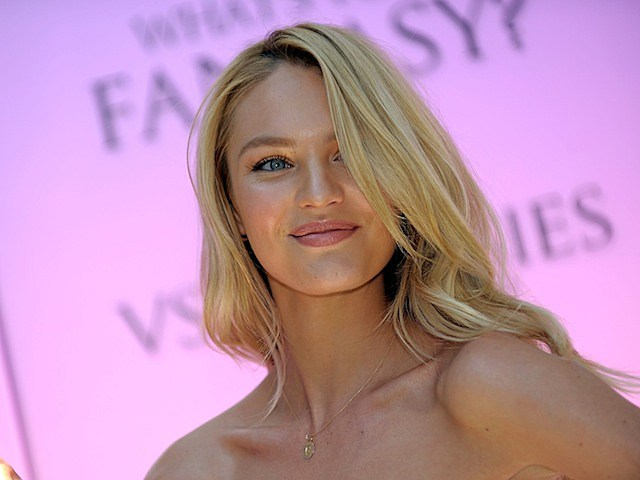 Victoria's Secret Bombshell Candice Swanepoel Unveils VS Fantasies