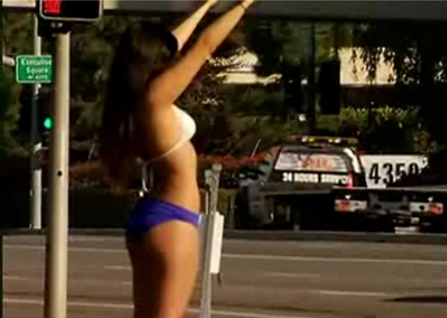 Arlene Corona bikini San Diego chihuahua