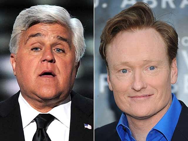 Jay Leno, Conan O'Brien