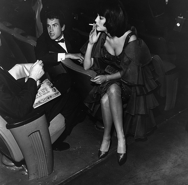 Natalie Wood Film Premiere