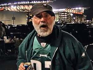 Rapping Eagles Fan Tailgate