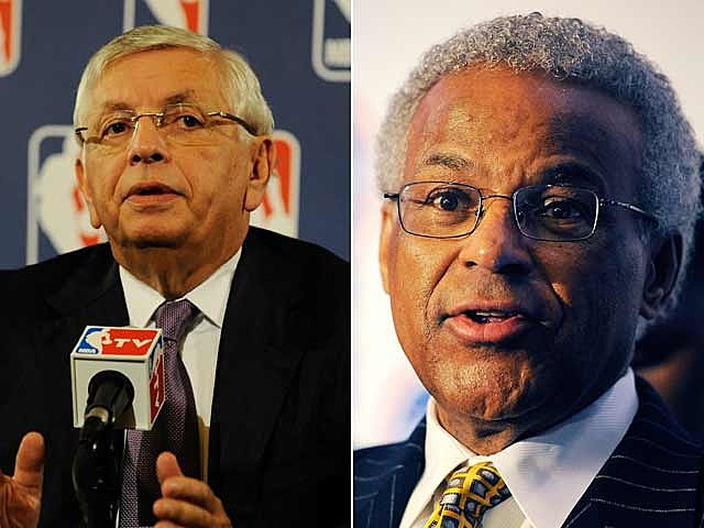 David Stern, Billy Hunter