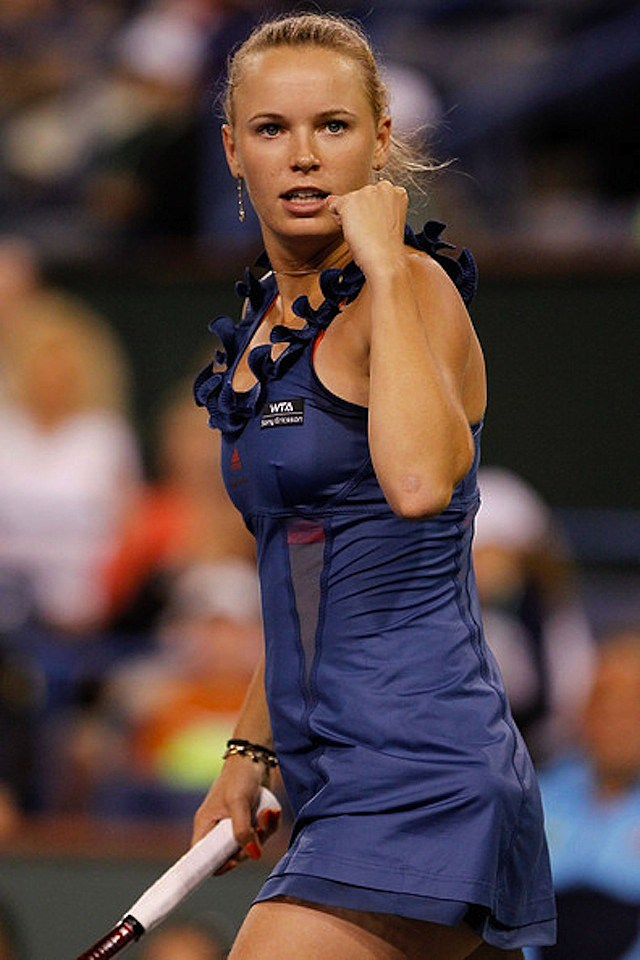 ‪Caroline Wozniacki ‬-- Crush of the Day