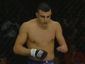 nick newell mma fights one hand fighter