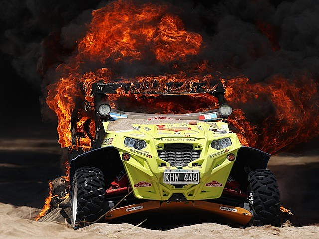 2012 Dakar Rally - Stage One