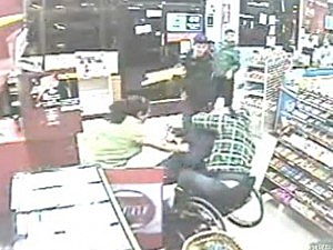 Man in Wheelchair Foils Robbery