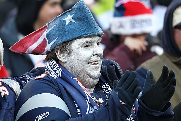 New England Patriots fan