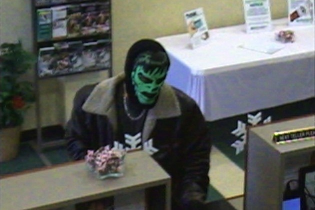 the incredible hulk bank robbery mask hamburg police new york