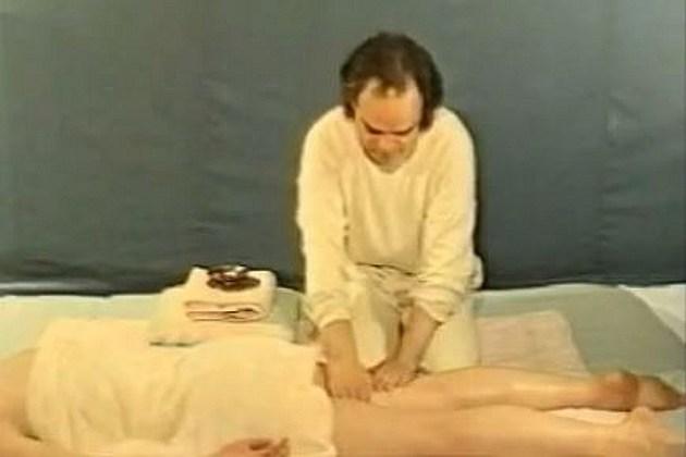 leg masage