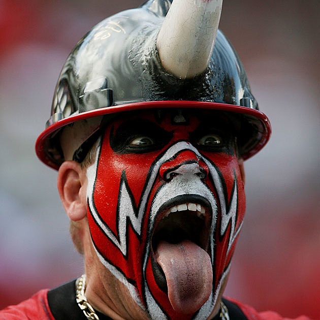 Tampa Bay Bucs fan