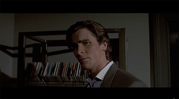 Patrick Bateman talks Whitney Houston