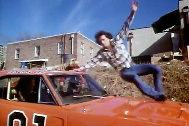 Dukes of Hazzard Car Slide