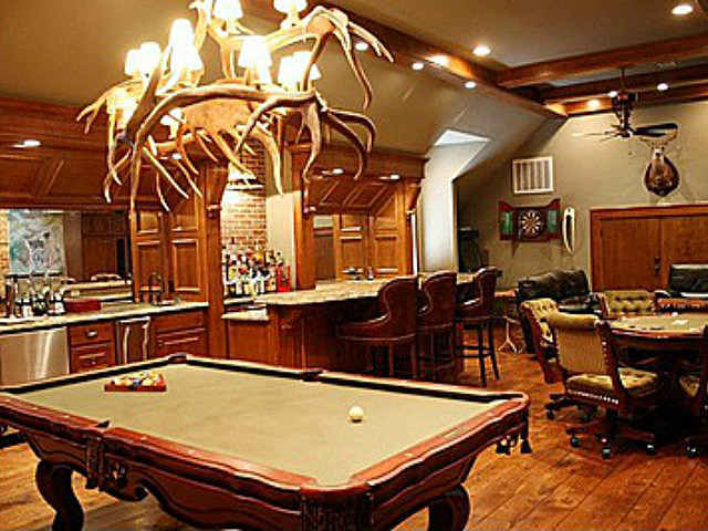 Texas man cave for sale