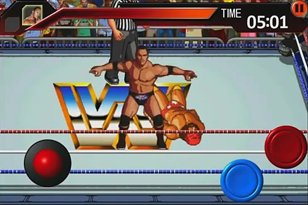 thq wwe wrestlefest iphone ipad