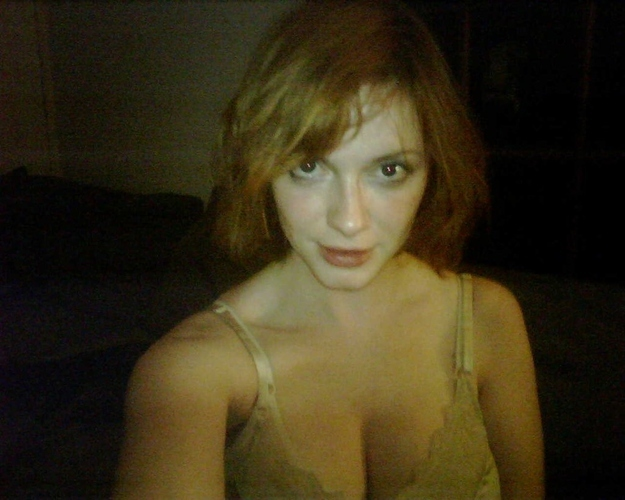 Christina Hendricks Naked Pictures Leaked But Are They Real