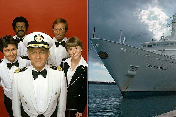 love Boat Cruise Ship Breaks Hearts As It Sails To Scrapyard ...