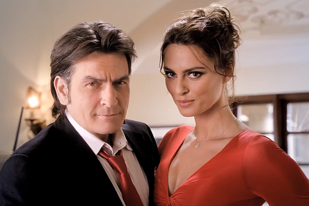 Watch The Fiat Ad With Charlie Sheen That Was Too Hot