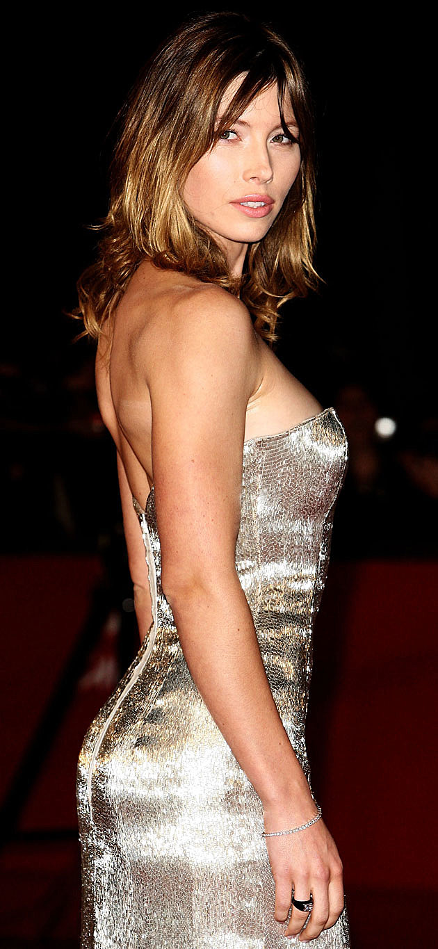 Jessica Biel red carpet