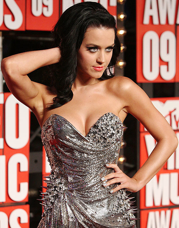 Katy Perry posing