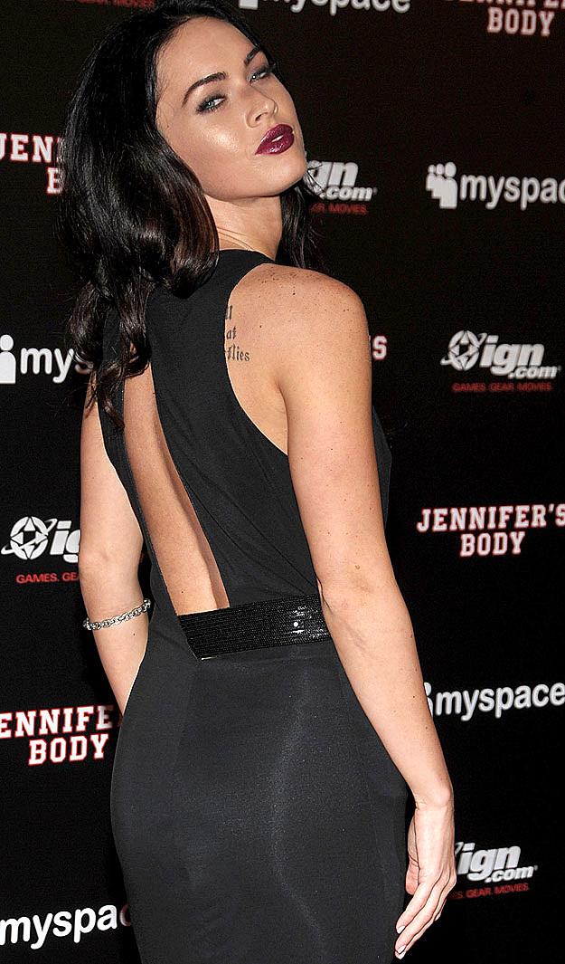 Megan Fox back
