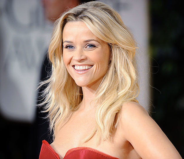 Reese Witherspoon laughing