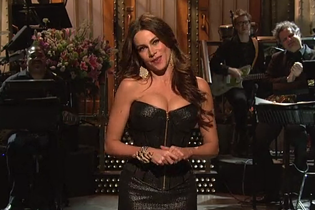 Sofia Vergara on SNL