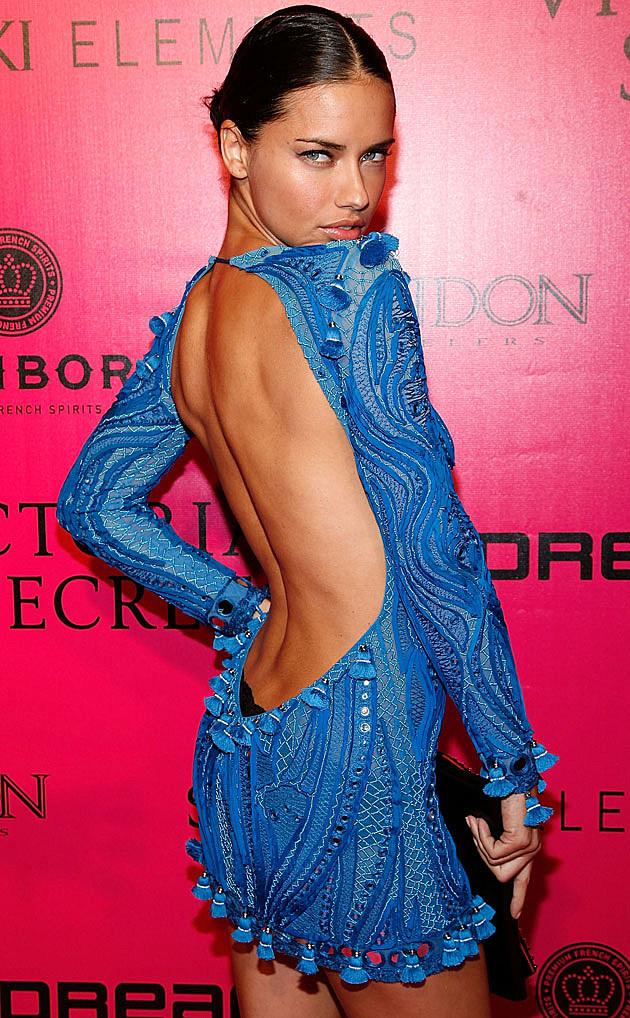 Adriana Lima back