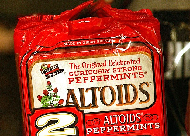 Kraft Looks To Sell Off Altoids And Lifesavers