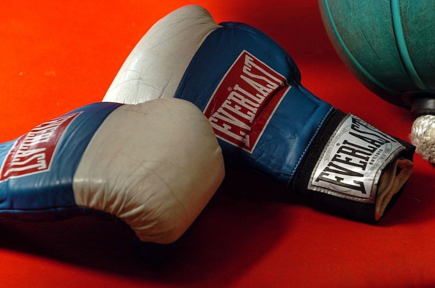 Stock Photography. Generic Boxing Image. Everlast