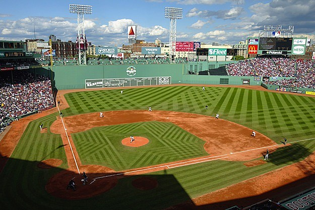 fenway park boston red sox mld