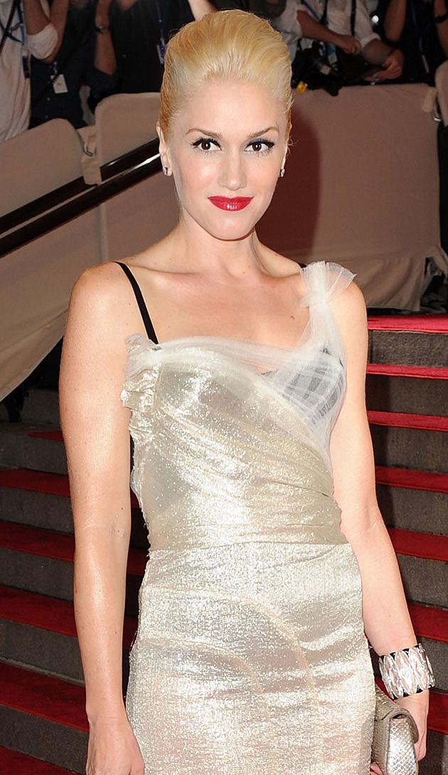 Gwen Stefani gown