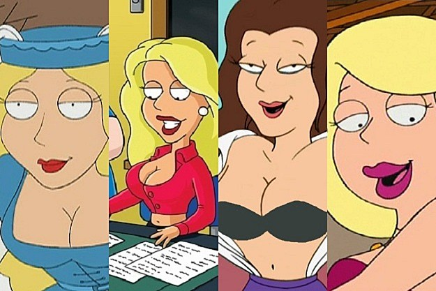 Porn julian Family guy