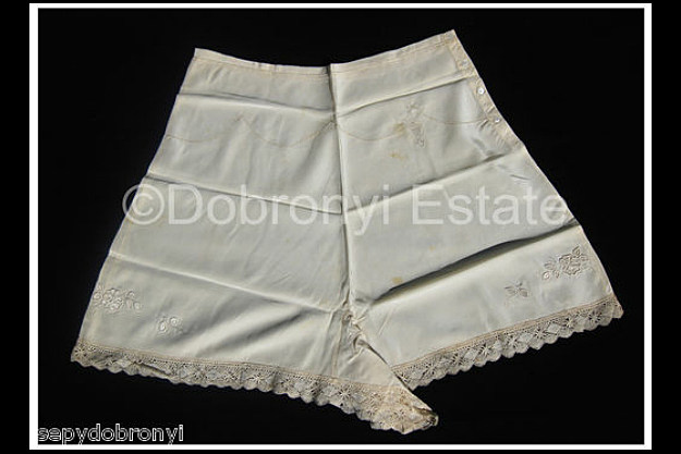 Queen Elizabeth's used underwear was auctioned off on eBay.
