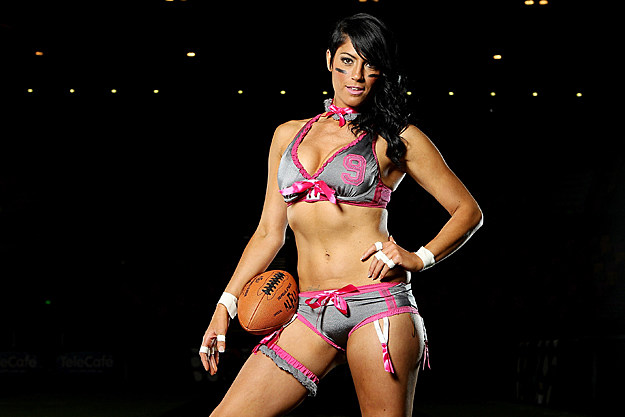 Lingerie Football Team