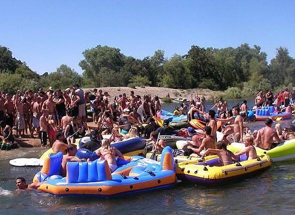 Rafting Gone Wild