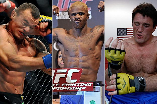 UFC 148 Preview
