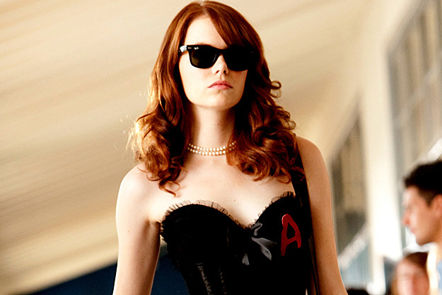 Emma Stone in 'Easy A'