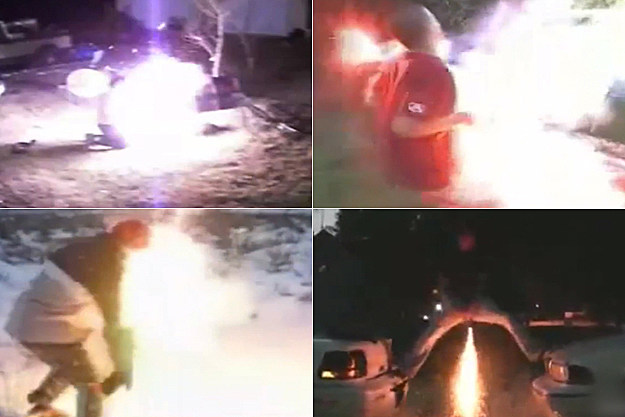 Fireworks FAIL supercut