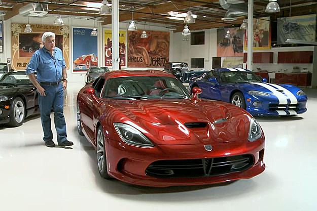 Jay Leno Auto Garage