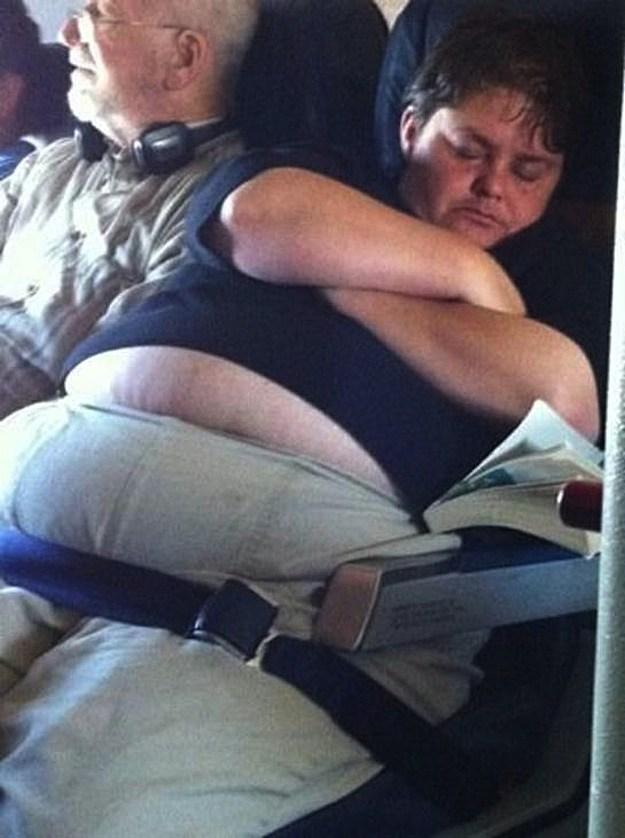 Airplane Travel Fail