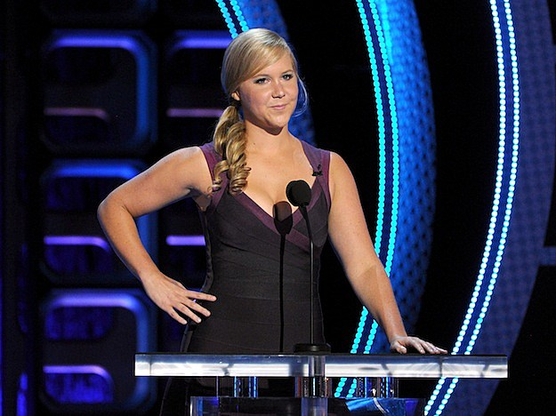 Amy Schumer Crush of the Day