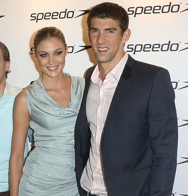 Megan Rossee Michael Phelps Girlfriend