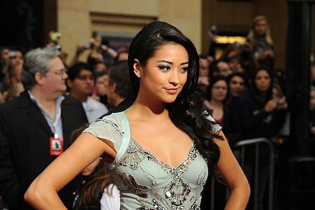 Shay Mitchell Crush of the Day