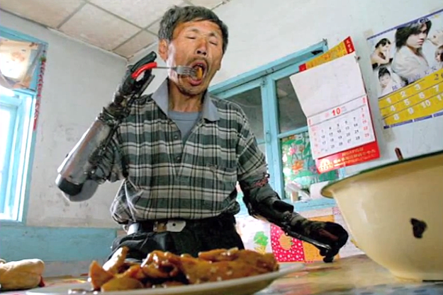 Chinese Bionic Arm Man 2