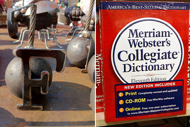 Merriam-Webster added F-bomb to the dictionary