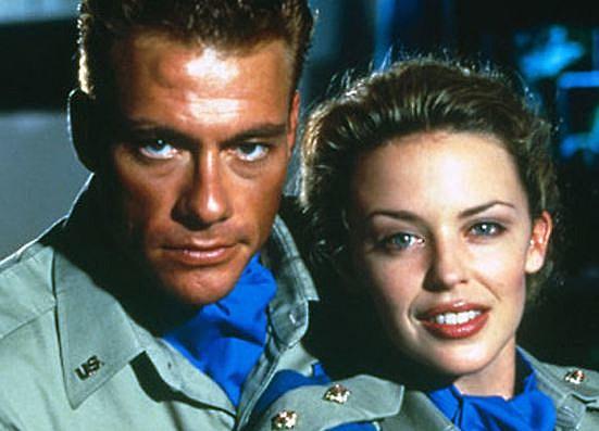 Jean Claude Van Damme Kylie Minogue