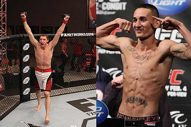 Justin Lawrence/Max Holloway