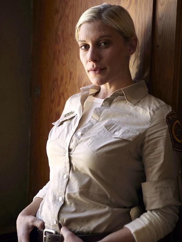 Katee Sackhoff Hot Longmire Katee Sackhoff — Cru...
