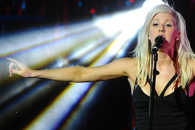 Ellie Goulding Crush of the Day