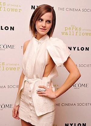 Emma Watson Sideboob